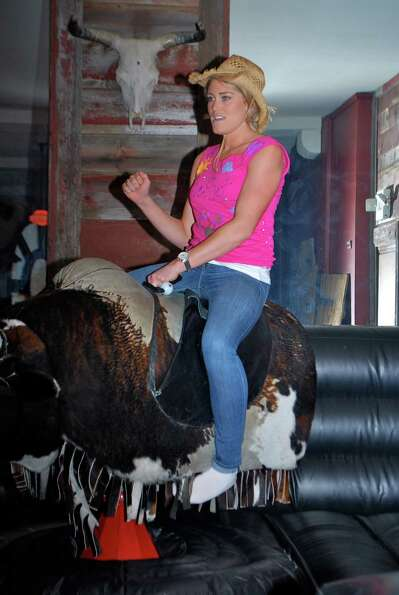 Were you Seen at the inaugural Mechanical Bull Riding Competition to benefit The Boys and Girls Club