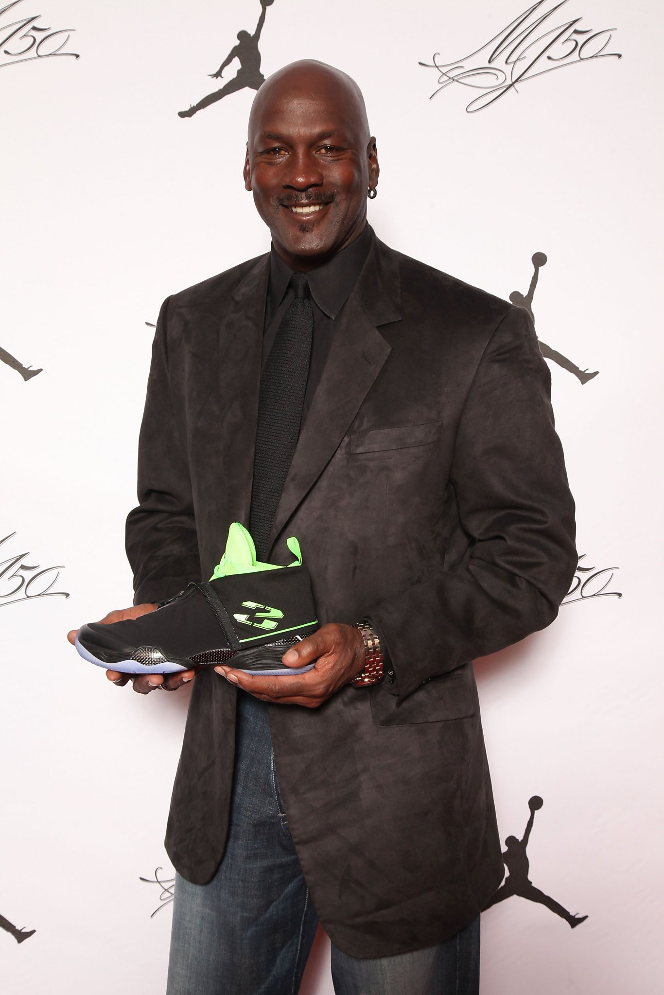 Michael jordan persuasive speech