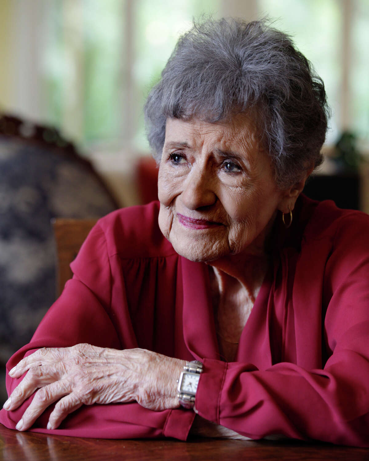 Mary Treviño, founder of the restaurant El Mirador, turned 100 in 2010, and celebrated inside El Mirador, the restaurant she helped found in 1967 with husband Julian. The restaurant was a favorite of city officials and leadership. El Mirador continued serving sopa Azteca after Treviño's passing at 102 in early 2013, but eventually son Julian Jr. sold the storied property in 2014.