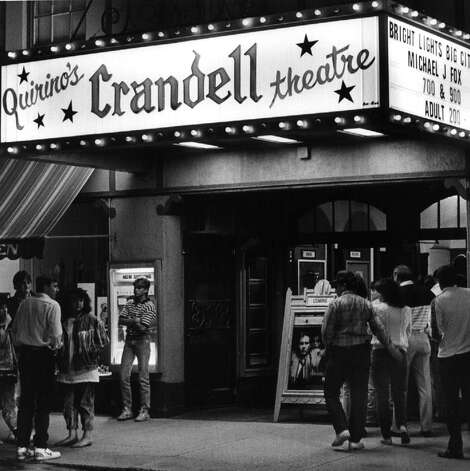 CRANDELL THEATRE--Chatham N.Y. --1-- loucks Photo: None