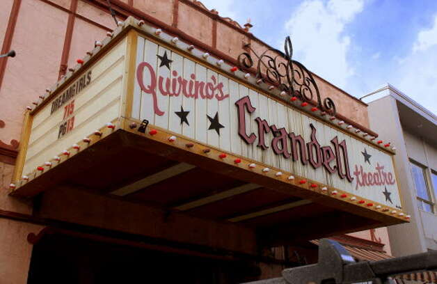 The Crandell Theatre in Chatham is among the smaller movie theaters forced to raise money for a switch to digital projection technology being forced by Hollywood studios. (Times Union archive photo)
