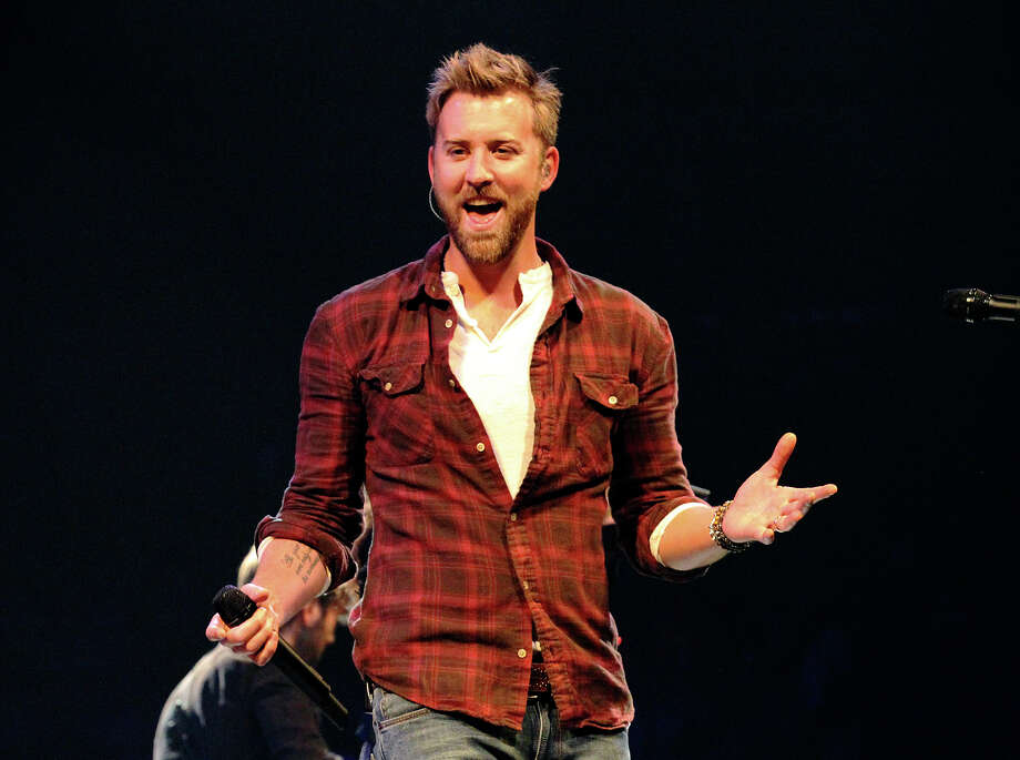 Lady Antebellum's Charles Kelley performs at the San Antonio Stock Show and Rodeo on Saturday, Feb. 16, 2013. Photo: Kin Man Hui, San Antonio Express-News / © 2012 San Antonio Express-News