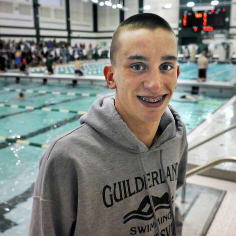 Sectional Swim History Is Made Times Union