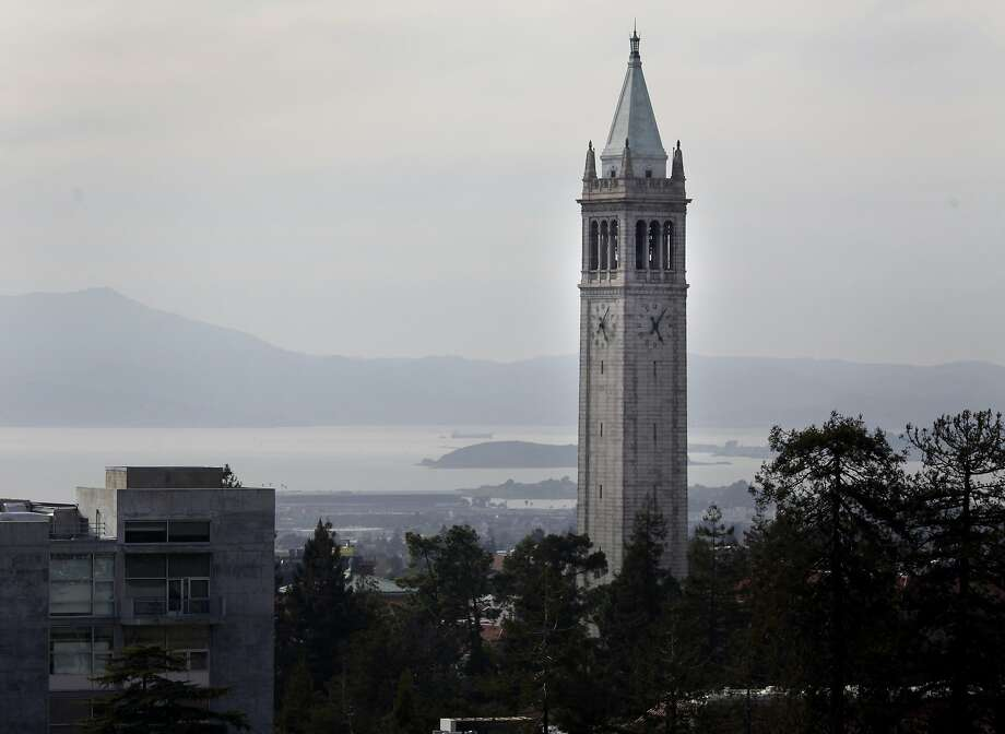 U.S. News & World Report Best national universities, 201720) University of California, Berkeley, Calif. Overall score: 78Ranked No. 1 in the list of top public schools Photo: Brant Ward, The Chronicle