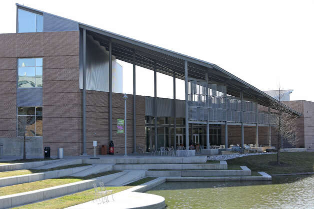 Northwest Vista College's Cypress Campus Center won a 2010 Merit Award from the local American Institute of Architects chapter for its grace and interplay with the natural landscape. Photo: Lisa Krantz / San Antonio Express-News