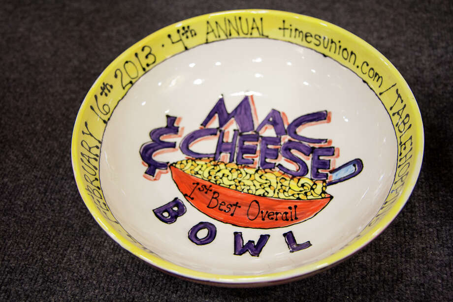Were you Seen at the 4th Annual timesunion.com/TableHopping Mac & Cheese Bowl to benefit the Regional Food Bank of Northeastern New York at the Albany Marriott on Saturday, February 16, 2013? Photo: Brian Tromans