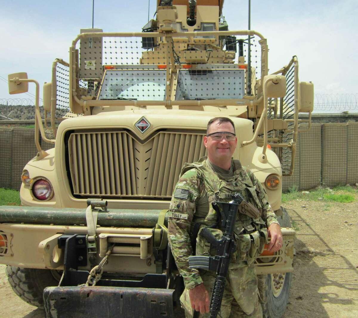 Lt. Col. Mathew Tully