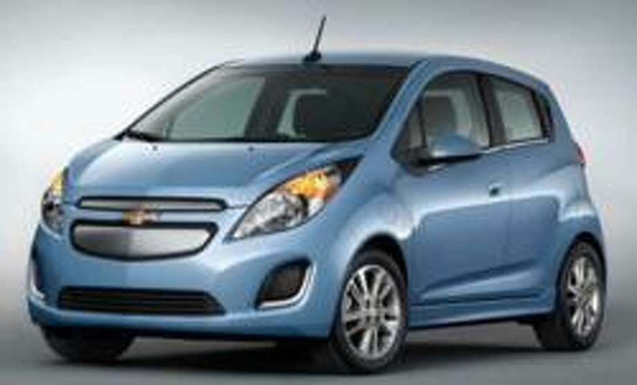 Car: 2013 Chevrolet Spark EVMPGe: 119Base price: $35,000 Photo: PRWeb
