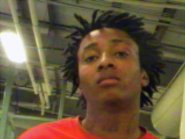 This photo provided on Monday by the Orleans Parish Sheriff's Office shows Deron Bridgewater in New Orleans. New Orleans Police says 23-year-old Bridgewater surrendered to authorities Monday after seeing his picture on a television newscast Sunday night. Police say he's cooperating with detectives who are investigating the shooting that wounded four during the countdown to Fat Tuesday. Photo: AP