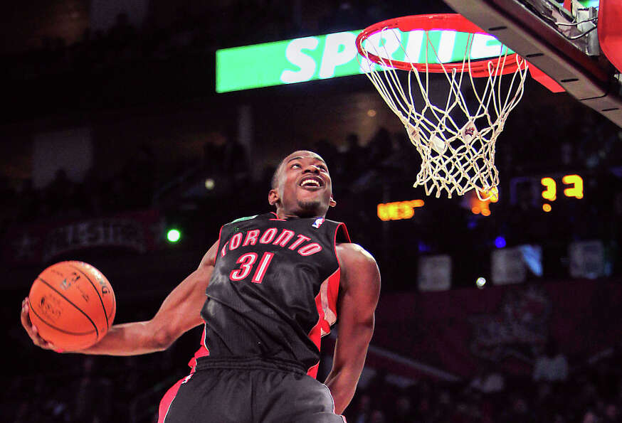 Slam Dunk contestWinner: Terrence Ross, Toron
