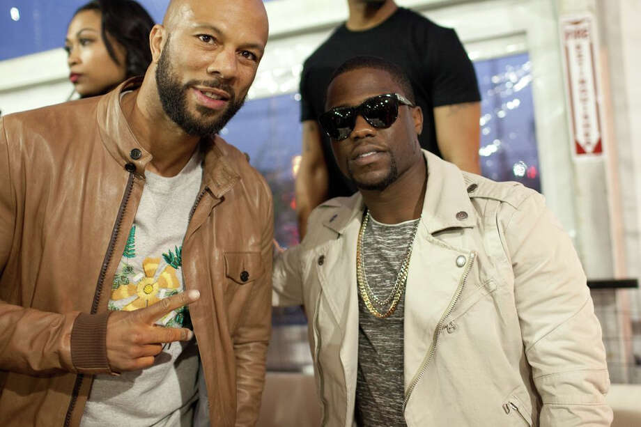 Common and Kevin Hart