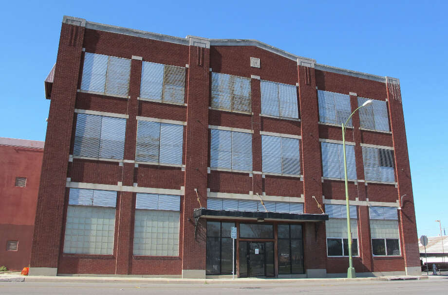 The former Buick Motor Building, 931 Broadway, was constructed in 1927.