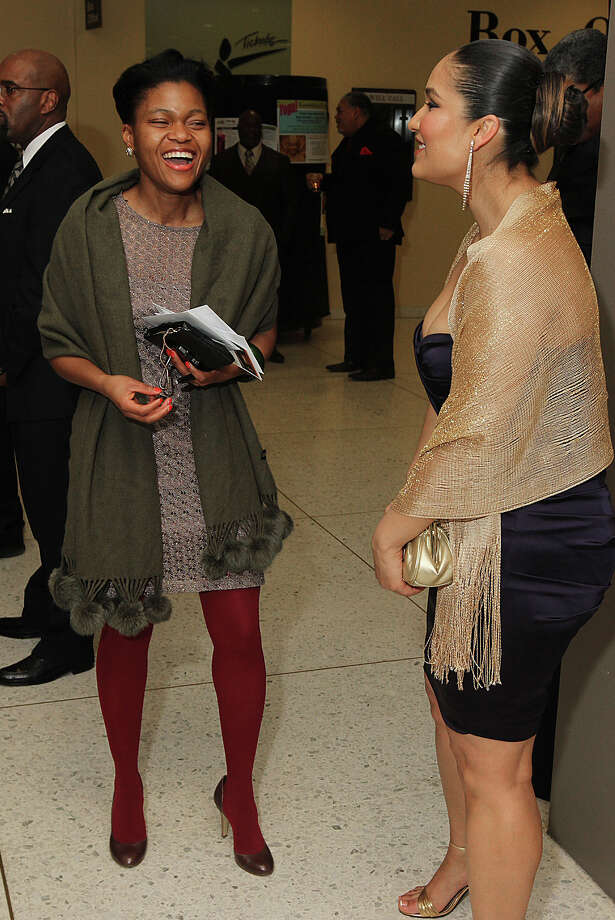 Were you Seen at the New York State Black & Puerto Rican Caucus Gala at the Empire State Plaza Convention Center in Albany on Sunday, Feb. 17, 2013? Photo: Joe Putrock/Special To The Times Union