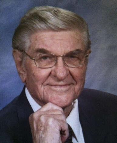 Denson Ware volunteered at the front desk of St. Luke's Baptist Hospital for 22 years.