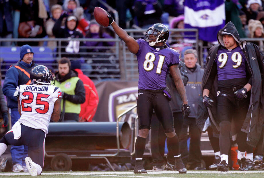 Anquan Boldin, 2th round, drafted by Arizona in 2003Great rookie season with 101 catches, 1,377 yards and eight touchdowns. Photo: Brett Coomer, Houston Chronicle / © 2012  Houston Chronicle