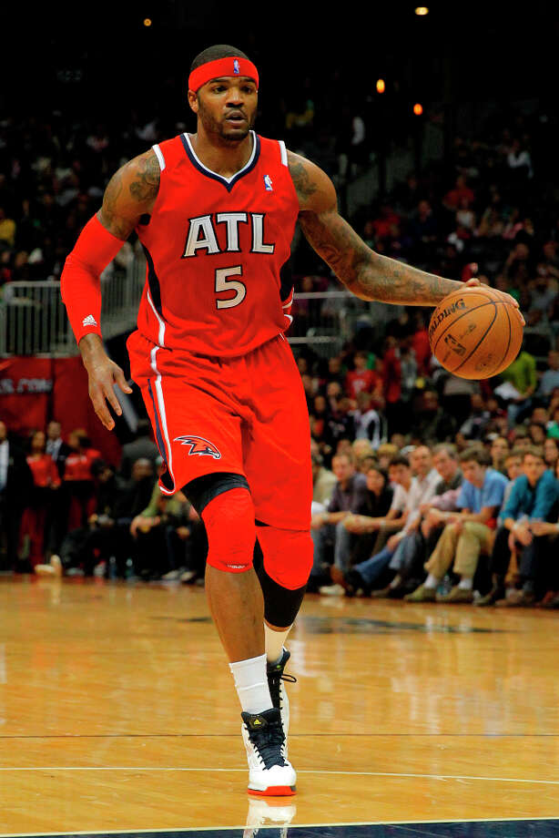 Josh Smith, F, Atlanta HawksA free agent after the season, Smith will likely demand more than the Hawks will spend to keep him in Atlanta, making Smith a prime target in talks this week. The Nets would love him. The Bucks and maybe Celtics might be a better position to get it done. Photo: Todd Kirkland, Associated Press / FR170762 AP