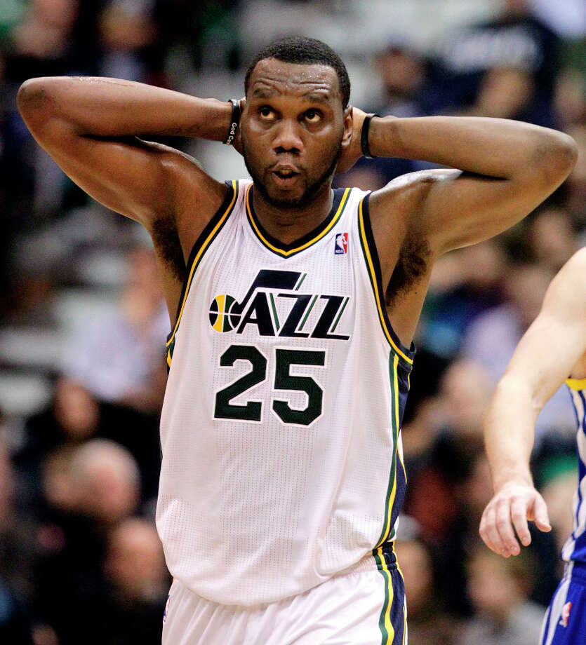 Al Jefferson, F, Utah JazzThe Jazz could have decisions to make with Jefferson and Paul Millsap both headed for free agency and Derrick Favors and Enes Kanter in place. Jefferson is more of a focal point for the Jazz offense, but could be more likely to move with Millsap the better fit with the young frontcourt players. Photo: Rick Bowmer, Associated Press / AP