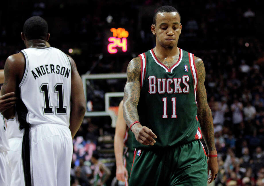 Monta Ellis, G, Milwaukee BucksThe Bucks just acquired Ellis last season, but can opt out of his contract after this season and likely will. Photo: Eric Gay, Associated Press / AP