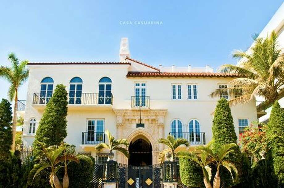 The late Gianni Versace's South Beach mansion