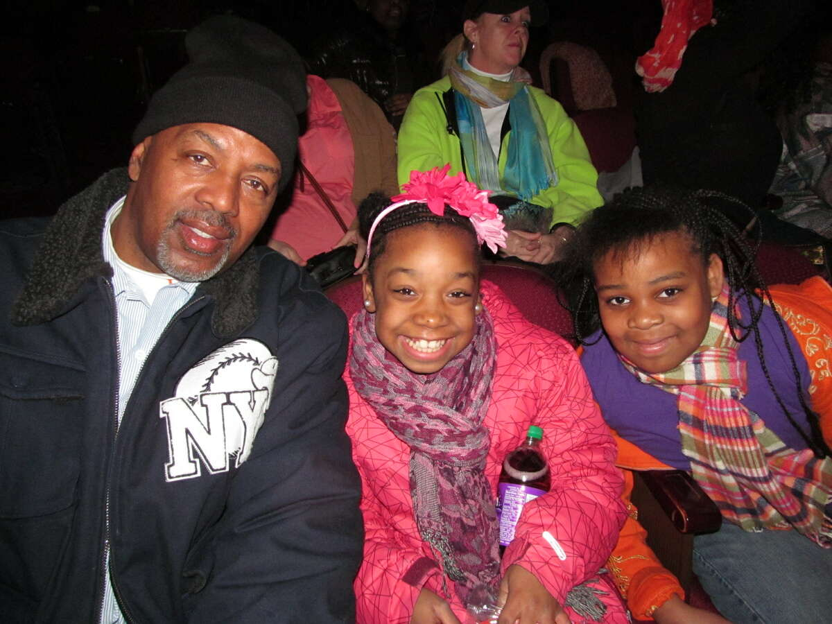 Were you Seen at the Annual Black History Month Step Show at the Palace Theatre in Albany on Sunday, Feb. 17, 2013?