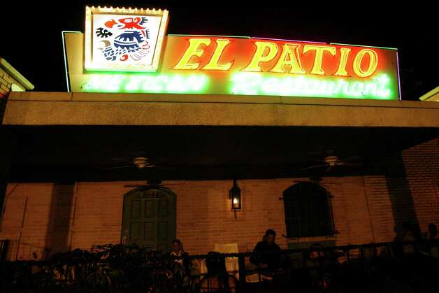 """El Patio in Palm Center, the first Mexican around and was always the best."" - Sissy Corrales Photo: Nathan Lindstrom, Para La Vibra / Freelance"