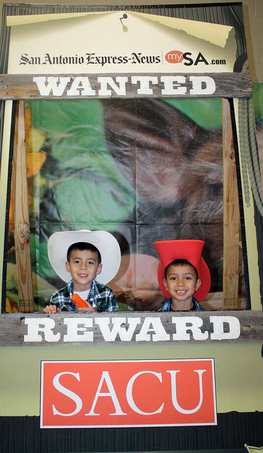 San Antonio Stock Show & Rodeo, Saturday, Feb. 16, 2013 Photo: ï…, San Antonio Express-News
