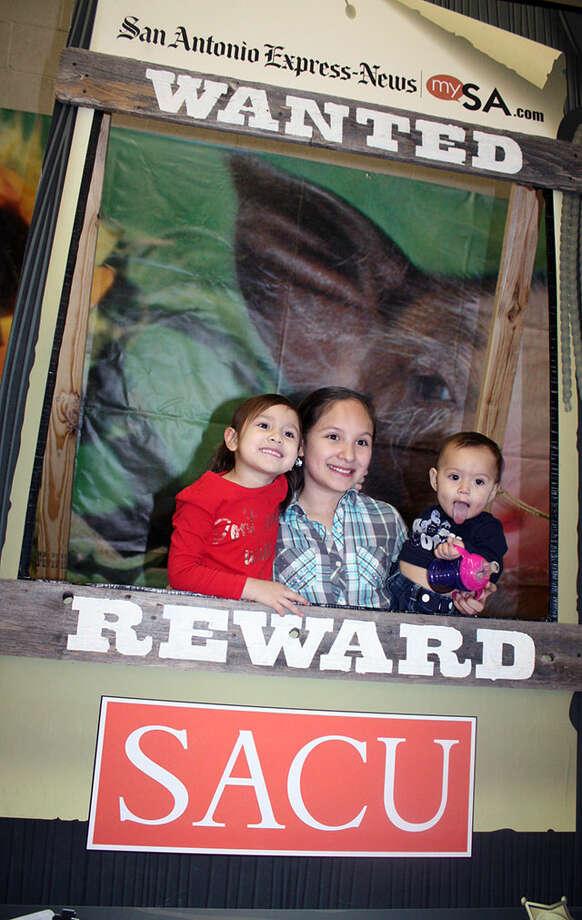 San Antonio Stock Show & Rodeo, Saturday, Feb. 16, 2013 Photo: ñ…, San Antonio Express-News