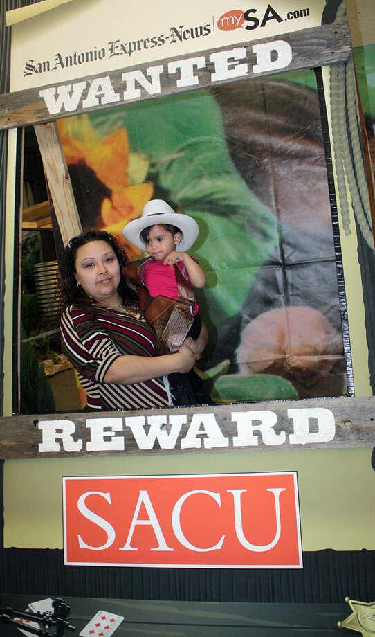 San Antonio Stock Show & Rodeo, Saturday, Feb. 16, 2013 Photo: î…, San Antonio Express-News
