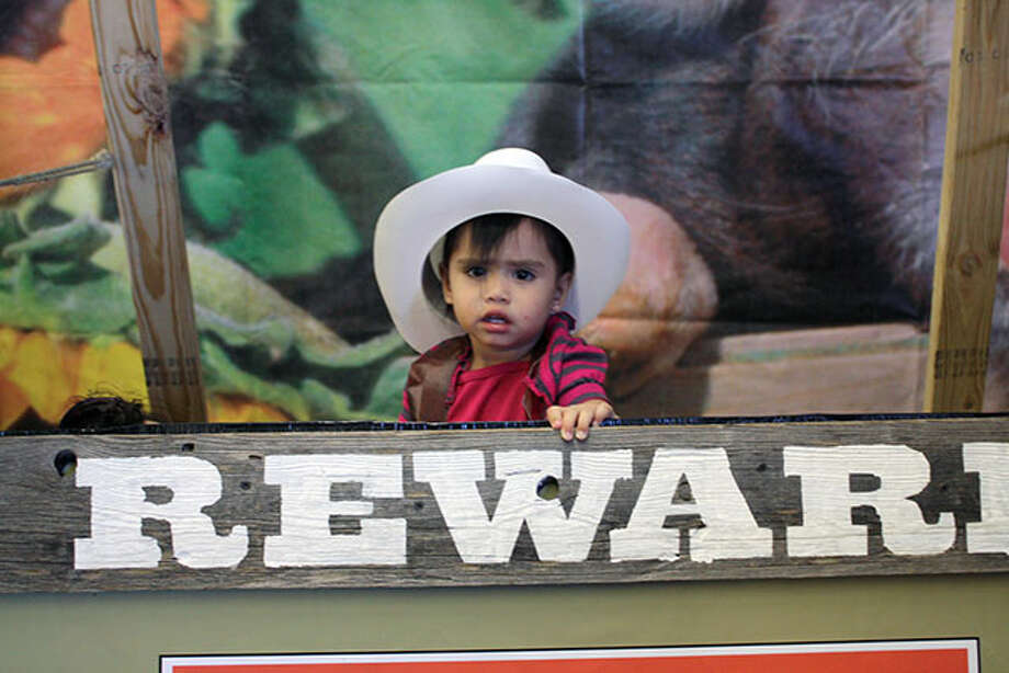 San Antonio Stock Show & Rodeo, Saturday, Feb. 16, 2013 Photo: MySanAntonio.com, San Antonio Express-News