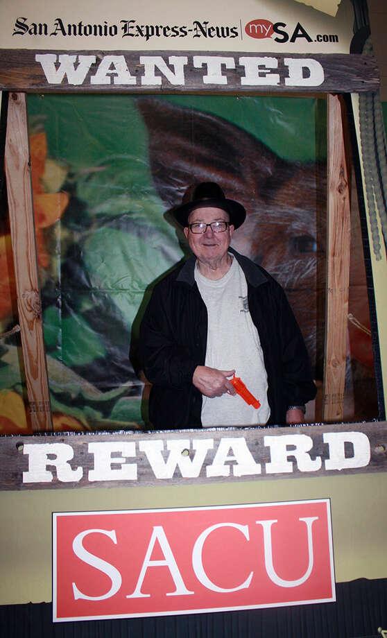 San Antonio Stock Show & Rodeo, Saturday, Feb. 16, 2013 Photo: û…, San Antonio Express-News