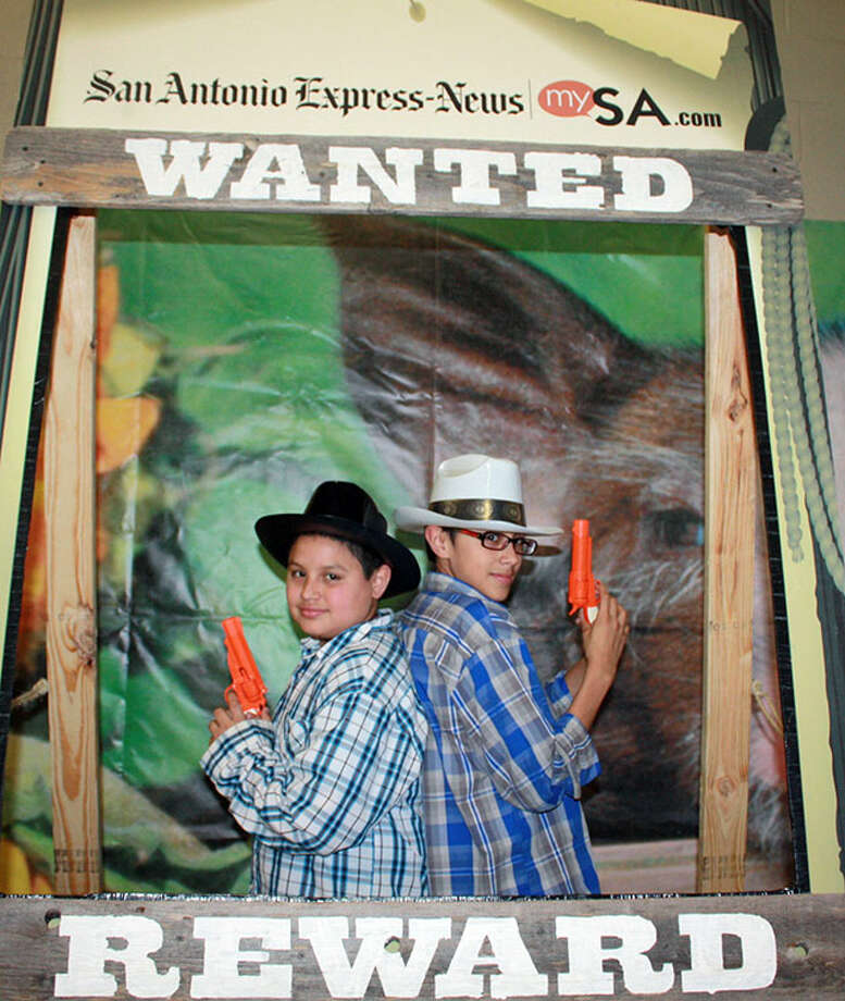 San Antonio Stock Show & Rodeo, Saturday, Feb. 16, 2013 Photo: San Antonio Express-News