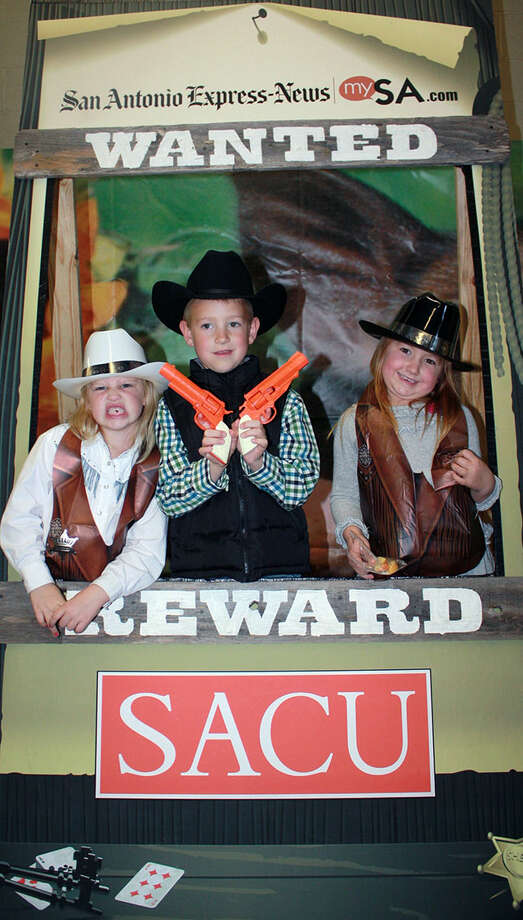 San Antonio Stock Show & Rodeo, Saturday, Feb. 16, 2013 Photo: ú…, San Antonio Express-News