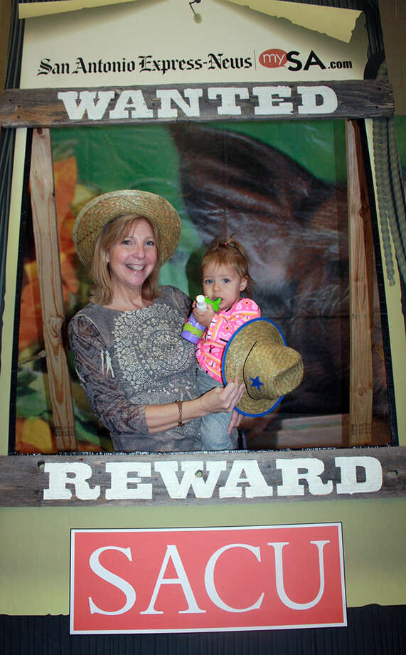San Antonio Stock Show & Rodeo, Saturday, Feb. 16, 2013 Photo: ô…, San Antonio Express-News