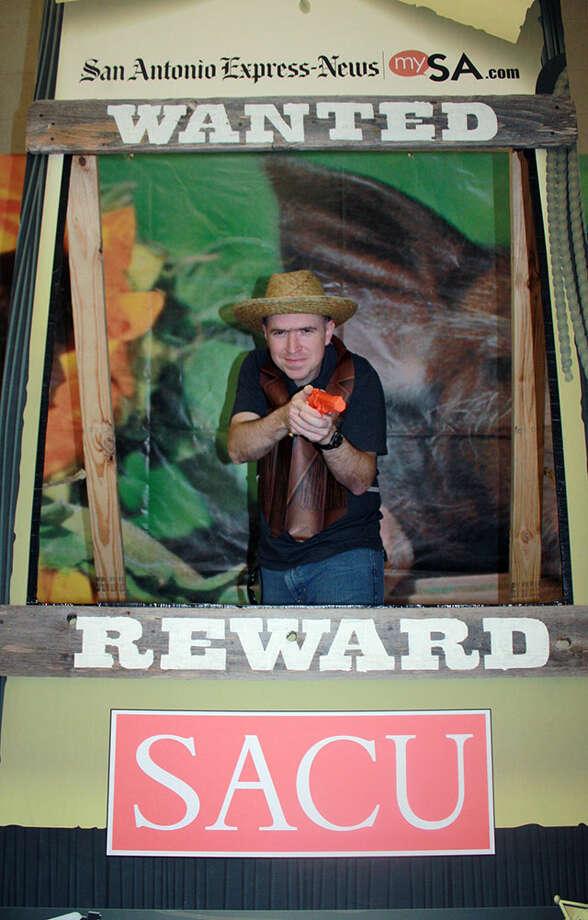 San Antonio Stock Show & Rodeo, Saturday, Feb. 16, 2013 Photo: ö…, San Antonio Express-News
