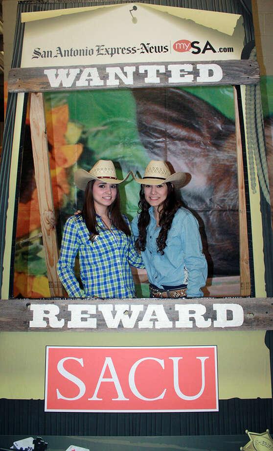 San Antonio Stock Show & Rodeo, Saturday, Feb. 16, 2013 Photo: ú…, San Antonio Express-News