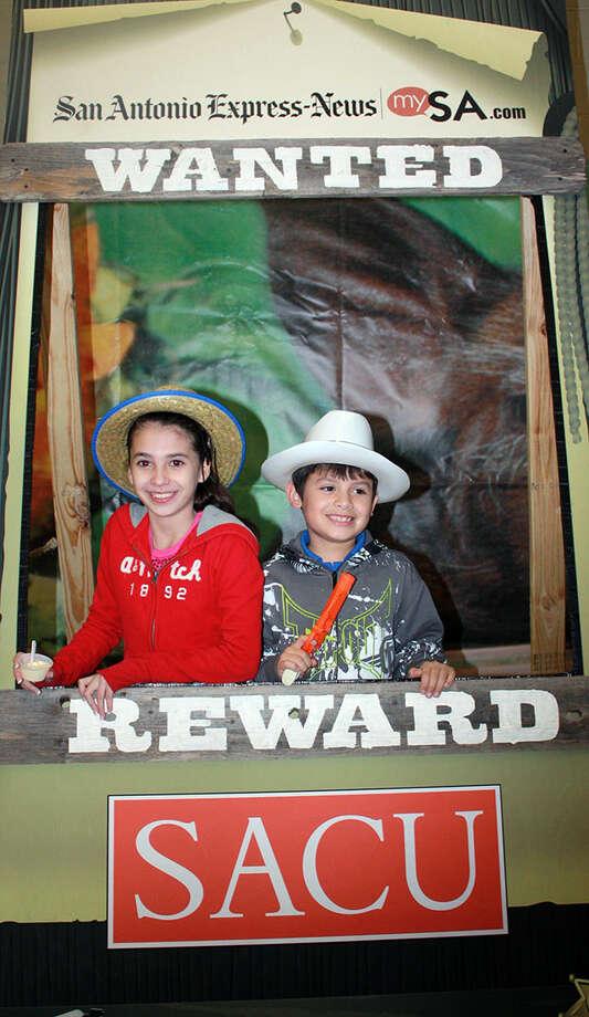 San Antonio Stock Show & Rodeo, Saturday, Feb. 16, 2013 Photo: †…, San Antonio Express-News