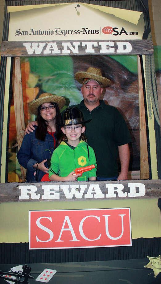 San Antonio Stock Show & Rodeo, Saturday, Feb. 16, 2013 Photo: õ…, San Antonio Express-News