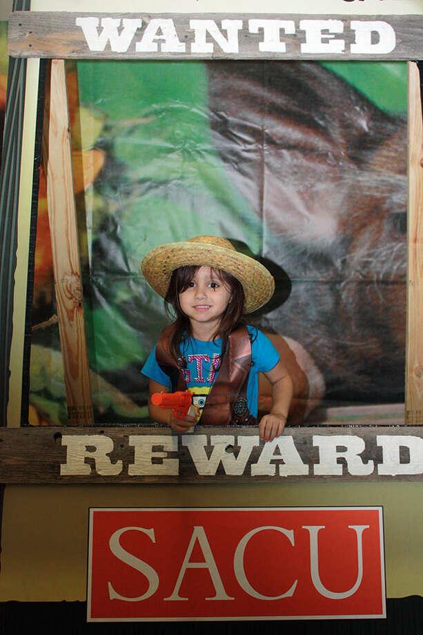 San Antonio Stock Show & Rodeo, Saturday, Feb. 16, 2013 Photo: San Antonio Express-News