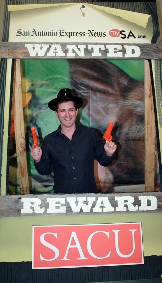 San Antonio Stock Show & Rodeo, Saturday, Feb. 16, 2013 Photo: ù…, San Antonio Express-News