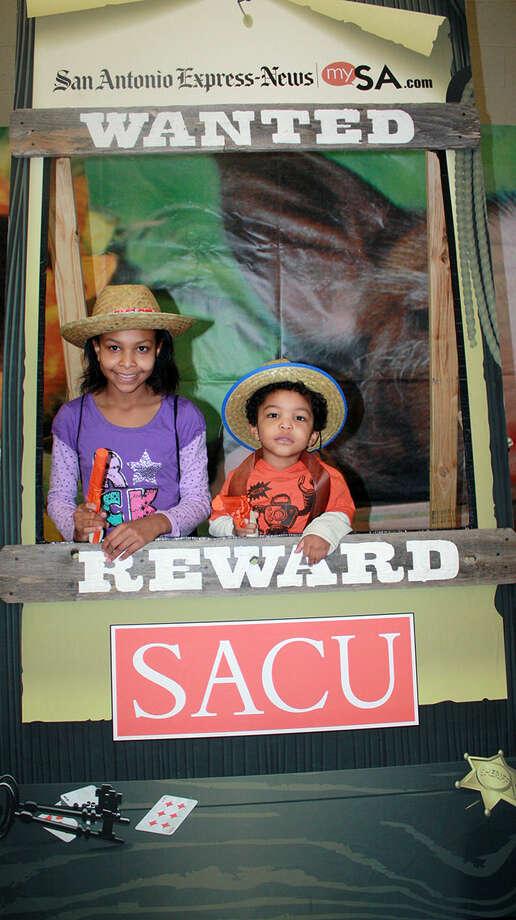 San Antonio Stock Show & Rodeo, Saturday, Feb. 16, 2013 Photo: ü…, San Antonio Express-News