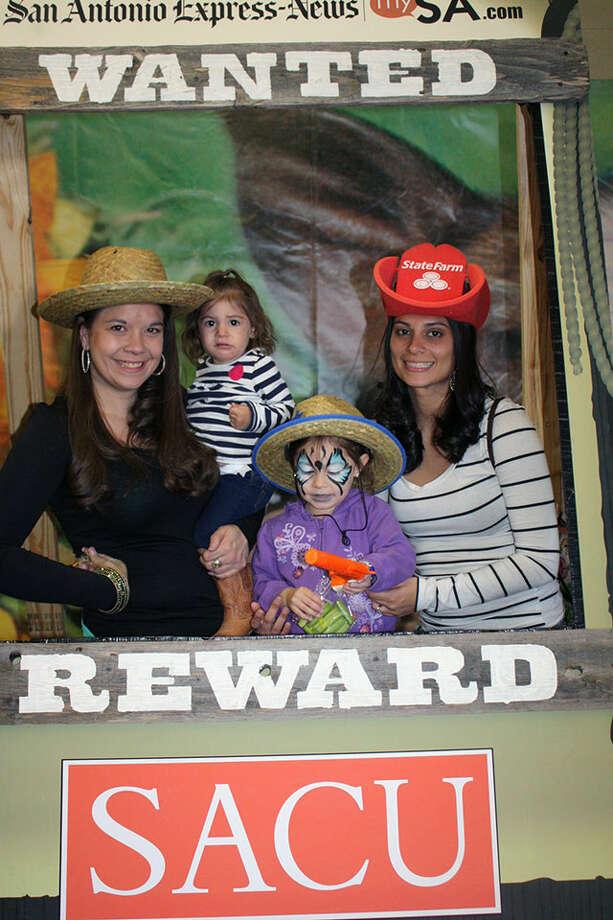 San Antonio Stock Show & Rodeo Saturday, Feb. 16, 2013 Photo: San Antonio Express-News