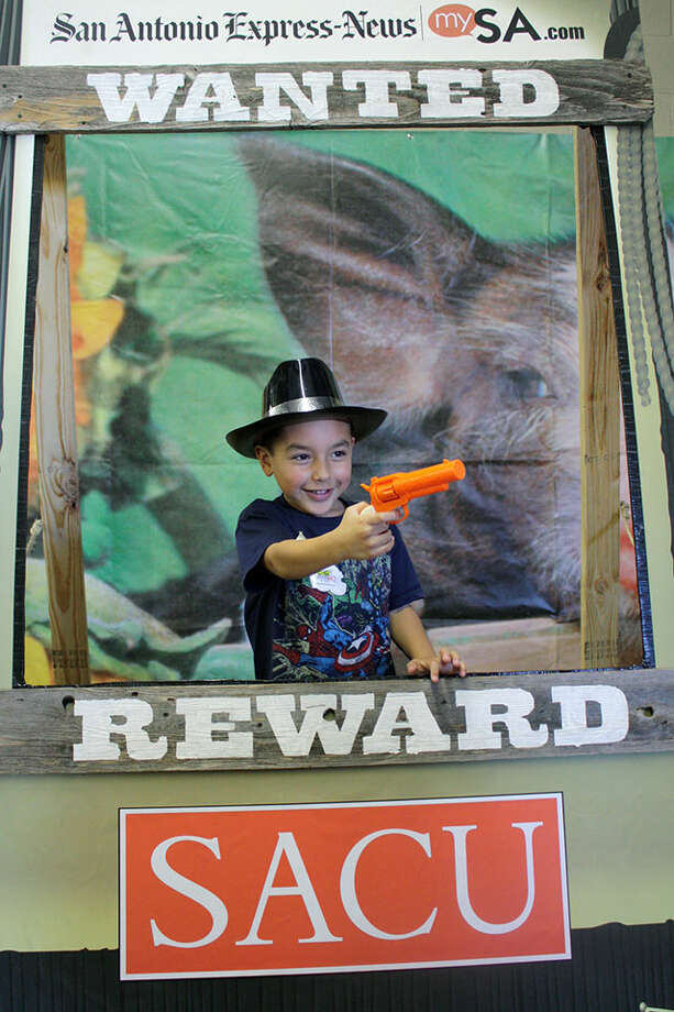 San Antonio Stock Show & Rodeo Sunday, Feb. 17, 2013 Photo: San Antonio Express-News