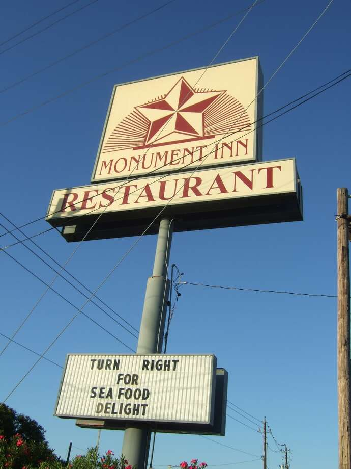 """Monument Inn in Deer Park."" - Cheryl Cherewaty Photo: J.C. Reid"