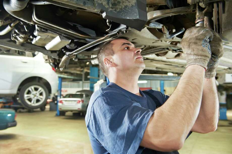 6. Mechanics and repairers