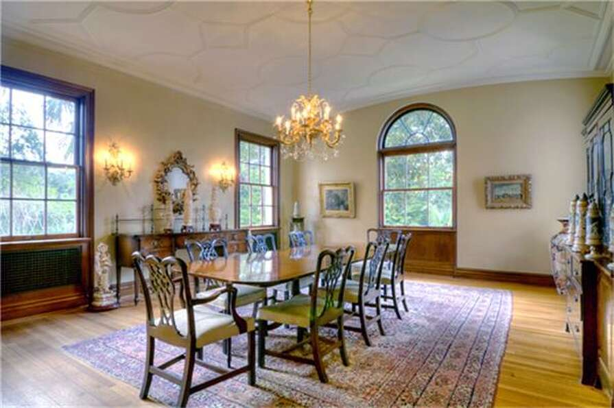 Located in the historic Shadyside community, this 7,751 square-foot Mediterranean estate is nestled