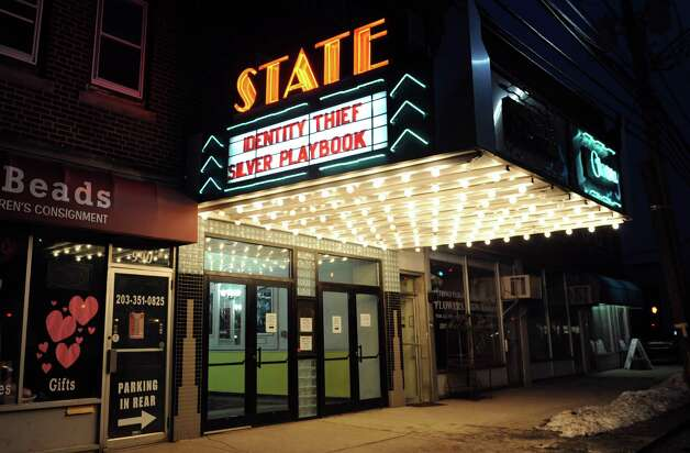 The State Theater in Stamford, Conn., 06907. Photo: Lindsay Perry / Stamford Advocate