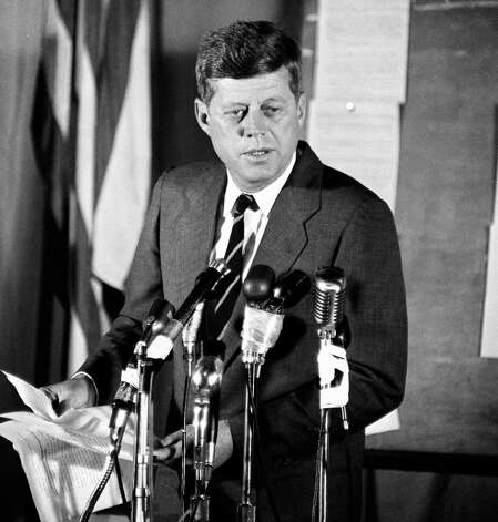 10. John Fitzgerald Kennedy