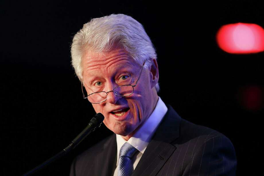 9. William Jefferson ClintonNet worth: $55 millionSource: 24/7 Wall Street Photo: Joe Scarnici, Getty Images / 2013 Getty Images