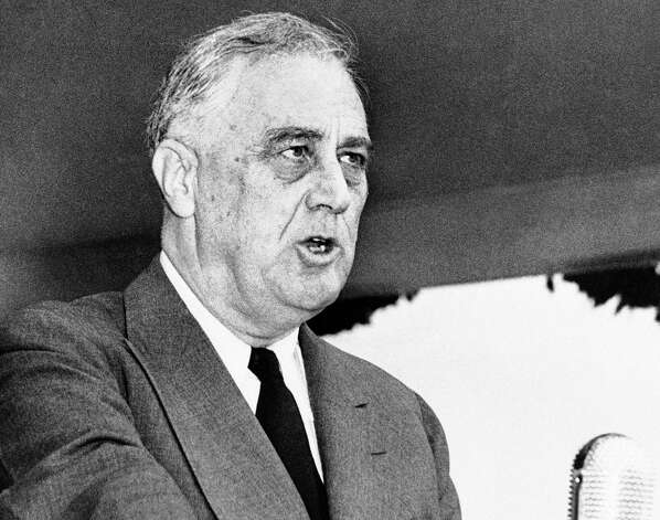 8. Franklin Delano Roosevelt