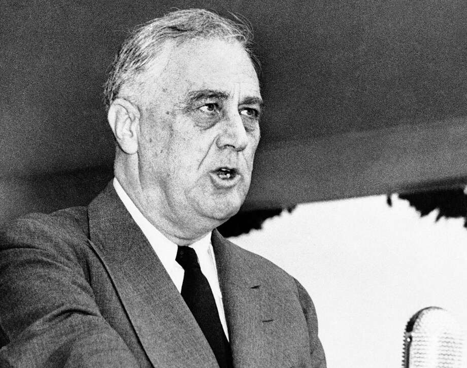 8. Franklin Delano RooseveltNet worth: $60 millionSource: 24/7 Wall Street Photo: Robert Clover, AP / Copyright 2012 The Associated Press. All rights reserved. This material may not be published, broadcast, rewritten or redistribu